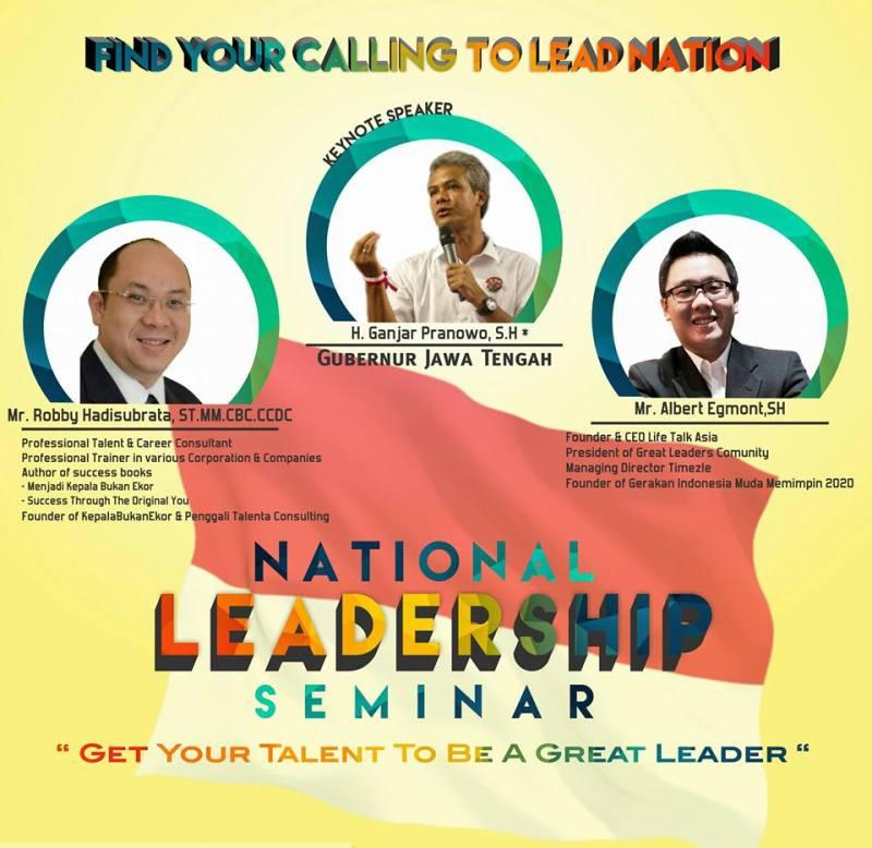 Nat Leadership Seminar